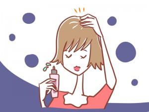 産後の抜け毛には育毛剤